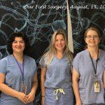 Pre-surgery group photo