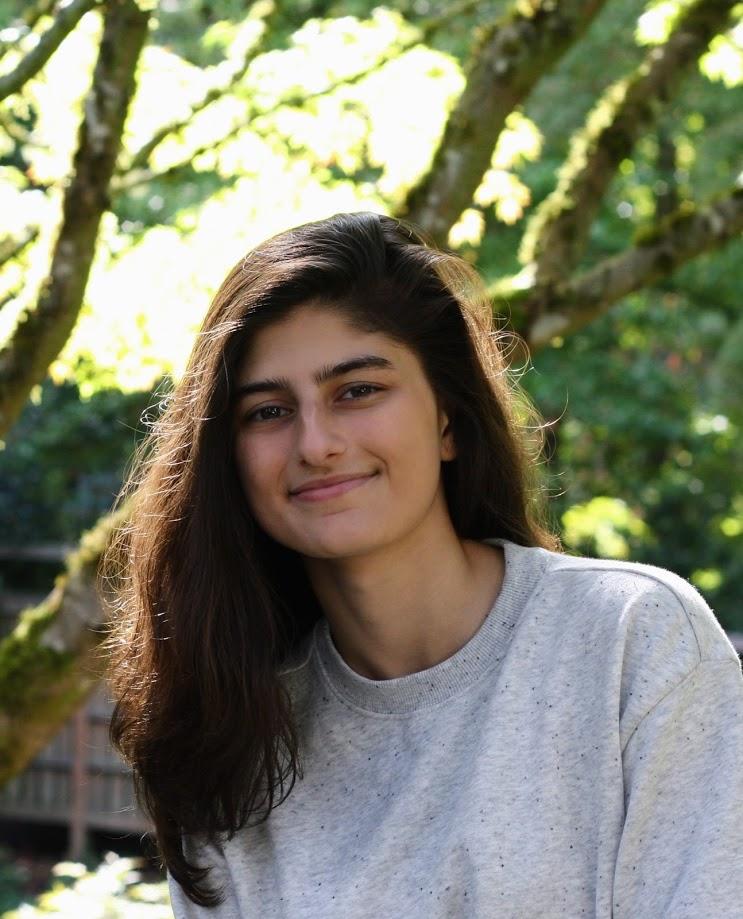 Mona Rahimi nerd lab
