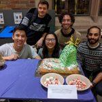 nerd lab neuron cake